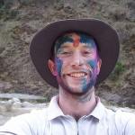 andrew long - india trek mar '08