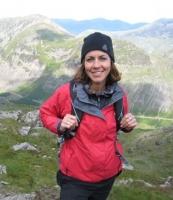 Trekking the Fells Julia Bradbury