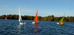 sailing long shot